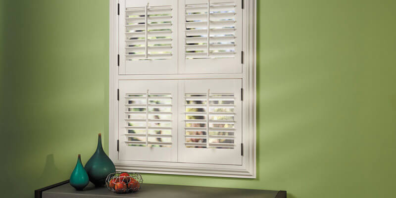 Heritance Snow Small Blinds