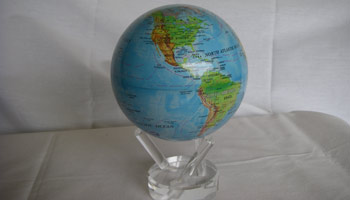 Multi Color Mova Globe